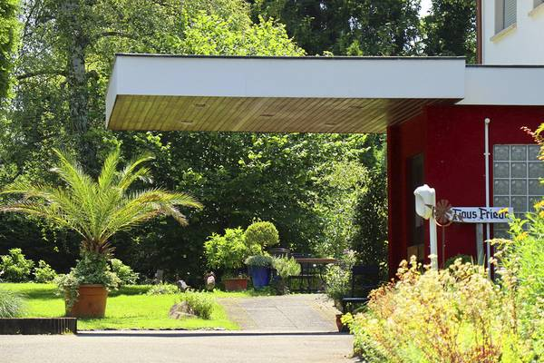 Landhaus Friede Das Hotel im Grünen - buitenkant
