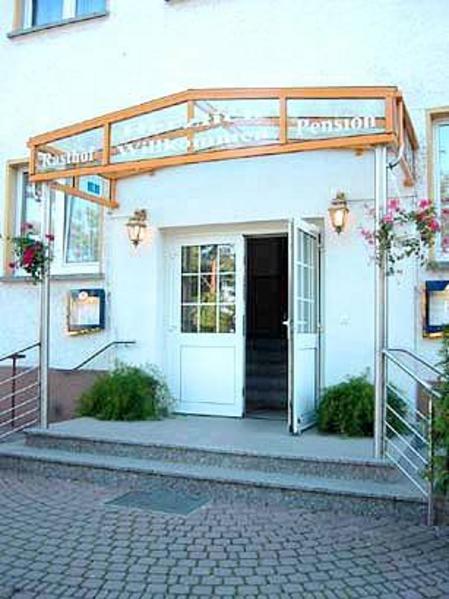Rasthof und Lindencafé Doberschütz - Outside