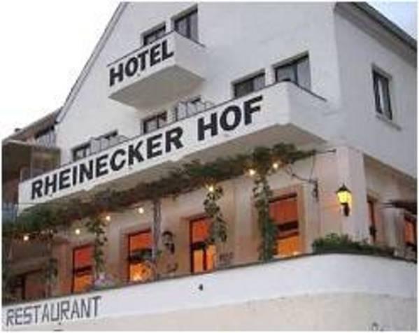 Hotel Rheinecker Hof - Aussenansicht