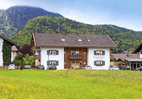 Ferienappartementhaus Hubertushof - Aussenansicht