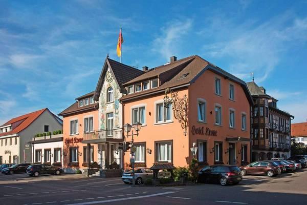 Hotel Krone - Outside