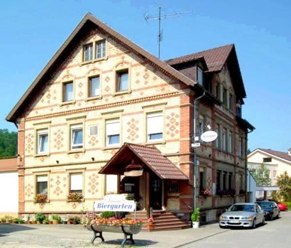 Gasthaus Zum Lamm - buitenkant