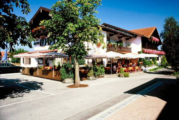 Hotel Gasthof Scheck´s Fischerstüberl - Vu d'extérieur