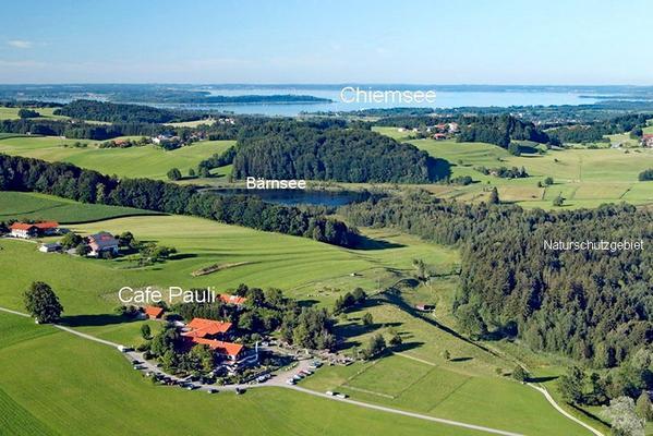 Pension Café Pauli & Ferienwohnungen - Aussenansicht