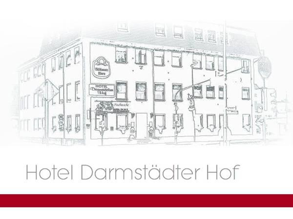 Hotel Darmstädter Hof - Logo