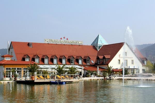 Hotel Fichtelgebirgshof Das besondere Wirtshaus - Вид снаружи