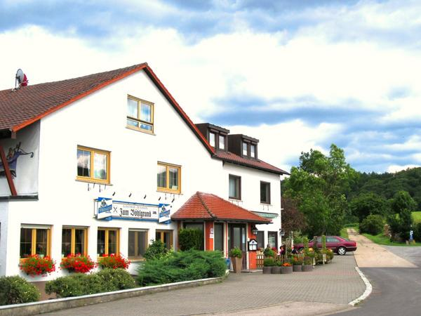 Gasthof-Pension Zum Böhlgrund - Aussenansicht