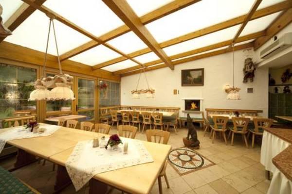 Gasthof-Pension Zur Wolfsschlucht - Restaurant