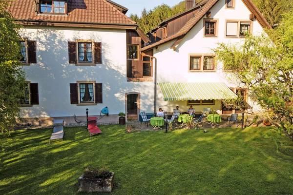 Gästehaus Kaltenbach - Outside