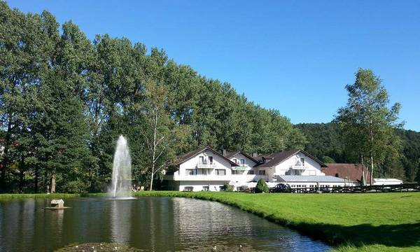 Hotel Pappelhof - Вид снаружи