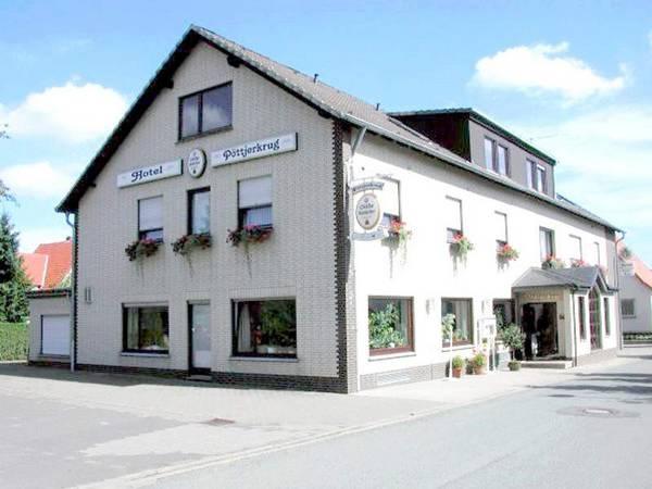 Hotel-Restaurant Pöttjerkrug - Gli esterni