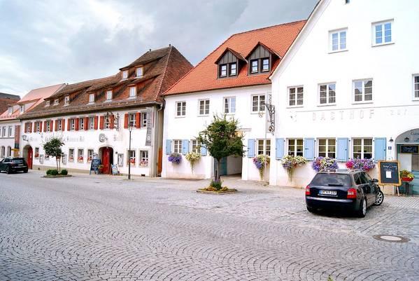 Hotel Zum Schwarzen Ross - Aussenansicht
