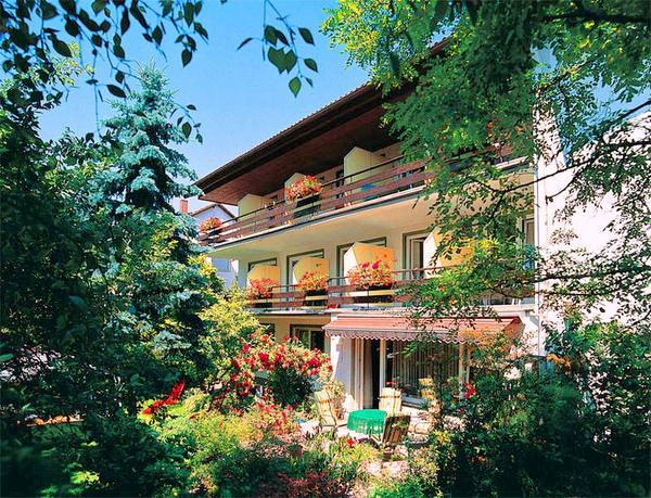Kurhotel & Beautyfarm Weber - Vista externa