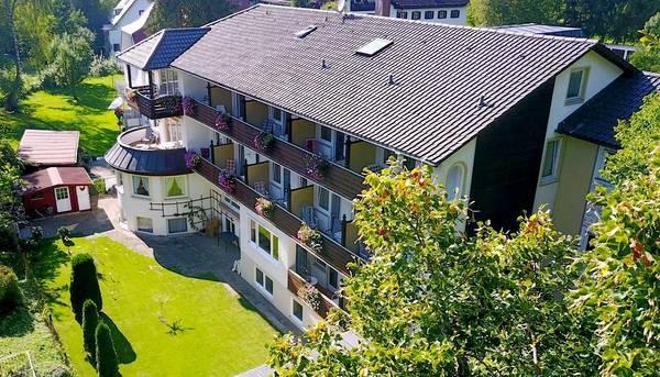 Kneipp-Kurhotel garni Eichwaldeck - Vu d'extérieur
