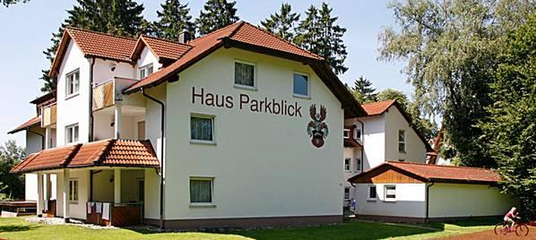 ParkBlick an der Therme Aparthotel und Ferienwohnungen