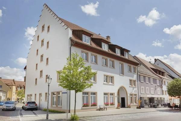 Hotel Lindenhof - Vista externa