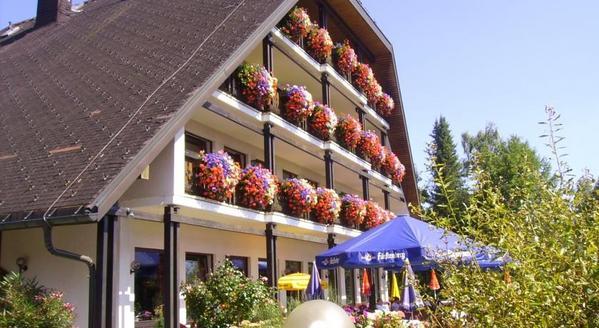 Schwarzwald-Gasthof Sternen-Post - Exteriör