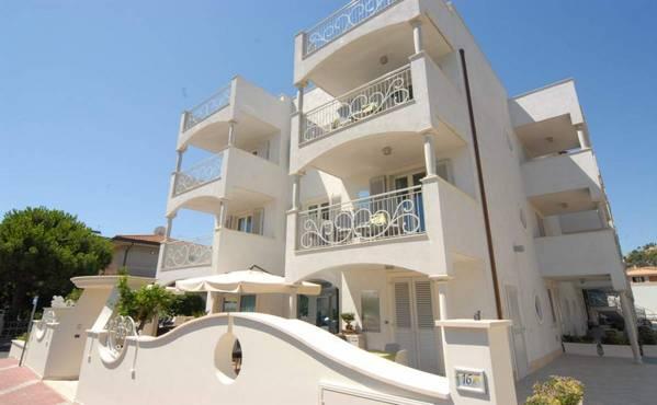 Residence Costa Smeralda - Vu d'extérieur