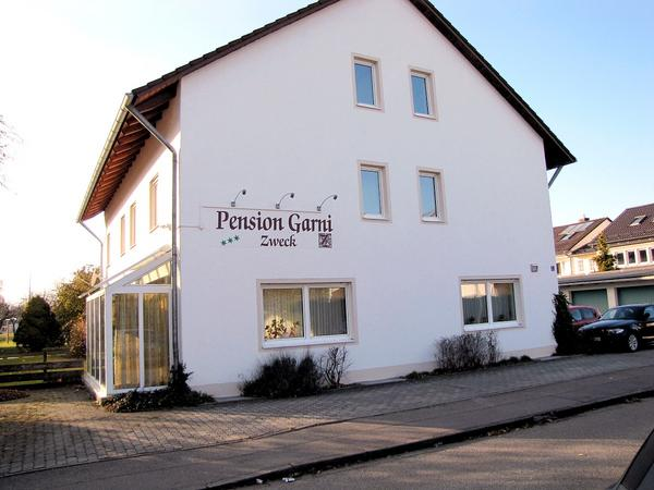 Pension Garni Zweck - Outside