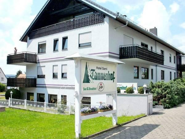 Hotel Tannenhof  - Outside