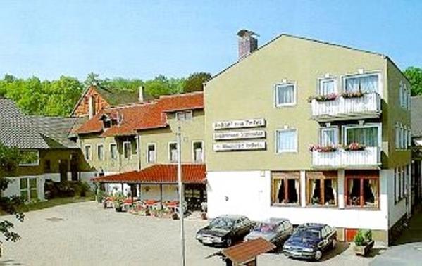 Elke's Landgasthof Zum Anker Partyservice Elke Bauer - Vista externa