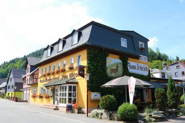 Landhotel Zum Hirsch - Aussenansicht