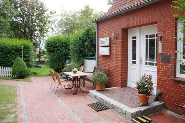 Pension Haus Fischer Z. - Vista externa