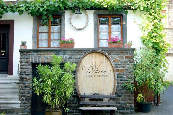 Hotel Weingut Dehren Poltersdorf - Vista al exterior