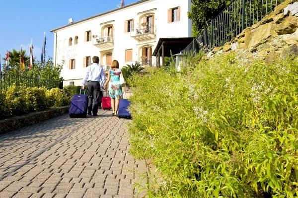 Relais il Casale Resort - Aussenansicht