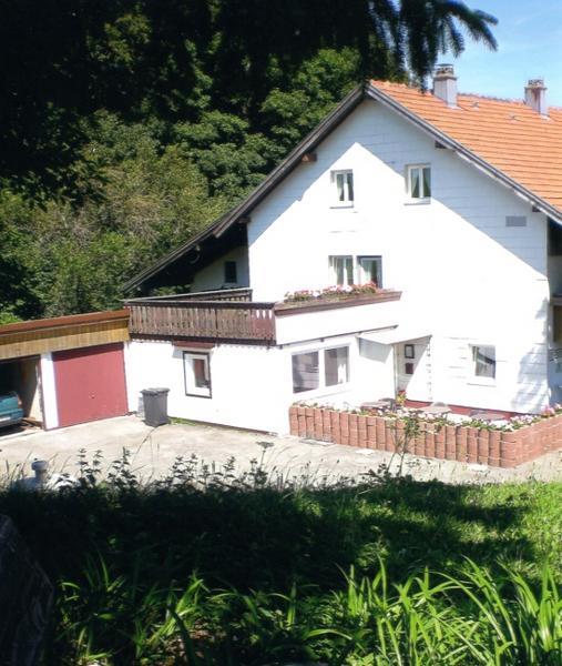 Gästehaus & Restaurant Schwarz - Aussenansicht