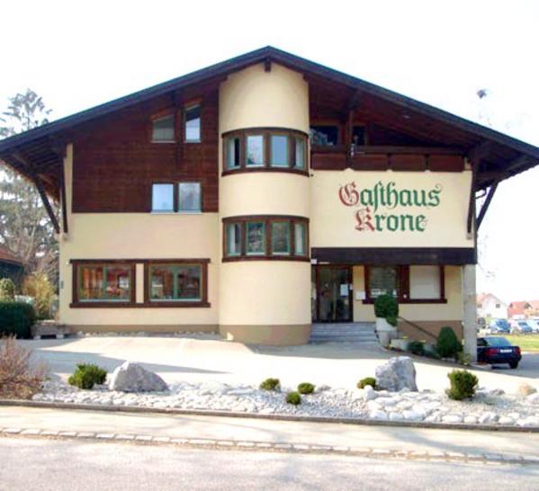 Gasthaus Krone Simmerberg - Aussenansicht