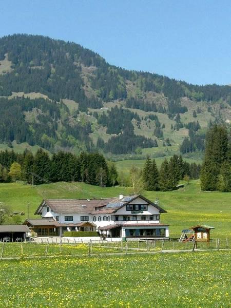 Gästehaus Pension Schönblick - Vista externa