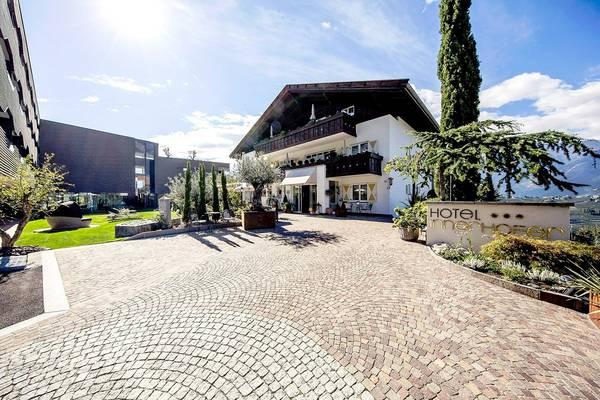 Hotel Landhaus Innerhofer - Exteriör