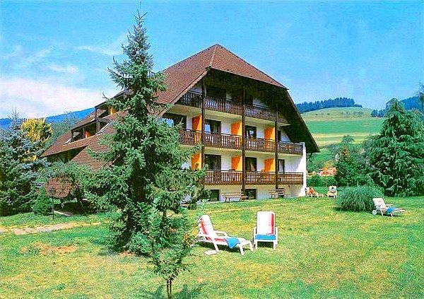 Gästehaus Sonnenhof - Outside
