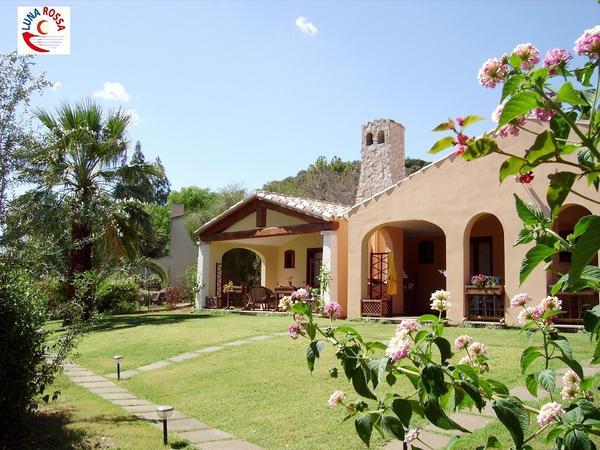 Residence Luna Rossa - Aussenansicht