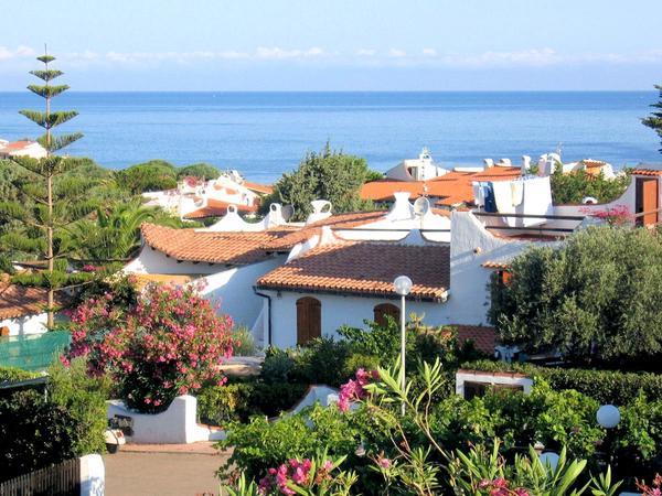 Appartamenti e Ville Sa Fiorida - Vista al exterior
