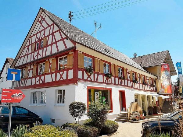 Hotel & Restaurant Storchen - Aussenansicht