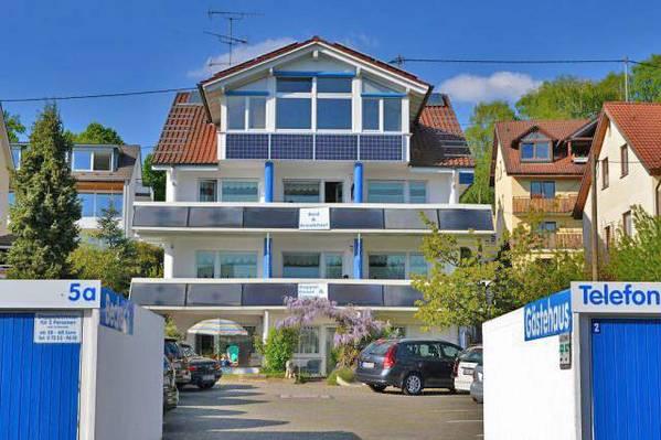 Gästehaus am Lindenweg - Widok