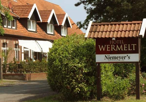 Hotel Landgasthaus Wermelt - Outside