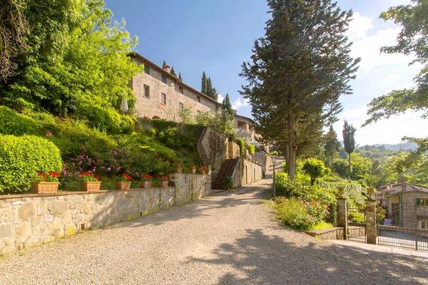 Residence Il Gavillaccio - Aussenansicht