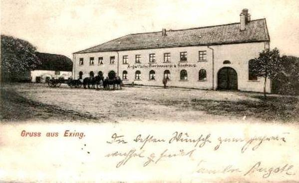 Gasthof Zum Alten Brauhaus - Vista externa