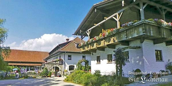 Berggasthof u. Appartements Gut Lichtenau