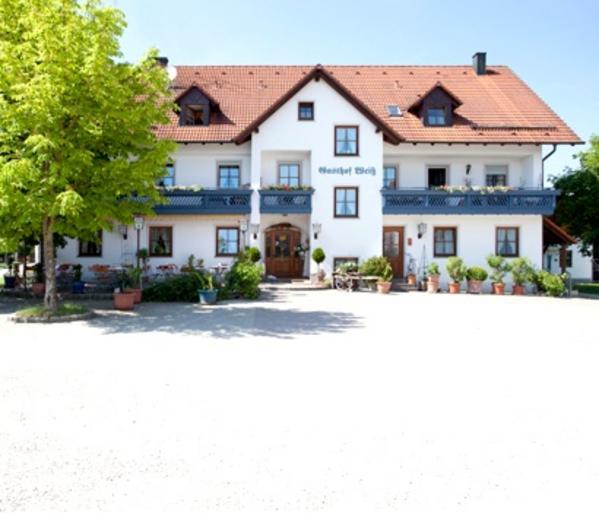 Landgasthof Weiß - buitenkant