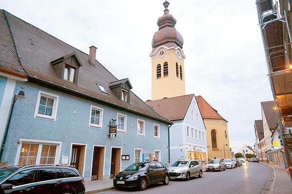 Gasthaus Berger - Exteriör