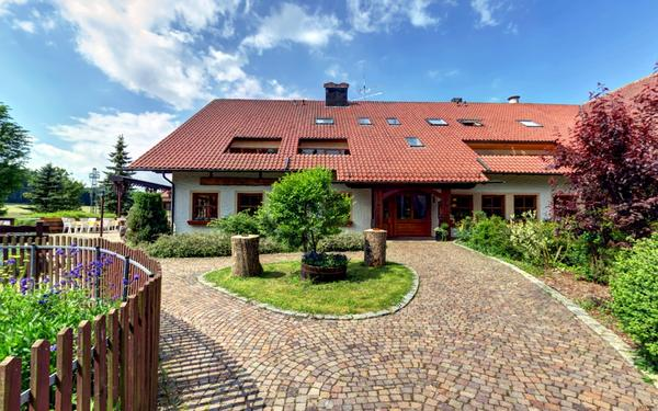 Landgasthof Stahlecker Hof - pogled od zunaj
