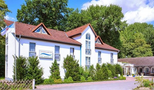 Hotel Carmina am See - Вид снаружи