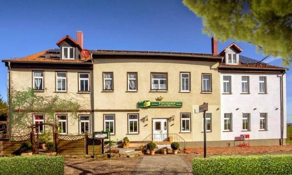 Fürstenhof Gasthof & Pension - Vista externa