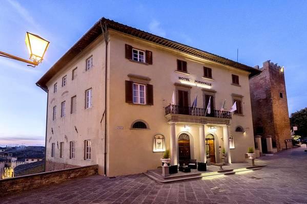Hotel Miravalle - Aussenansicht