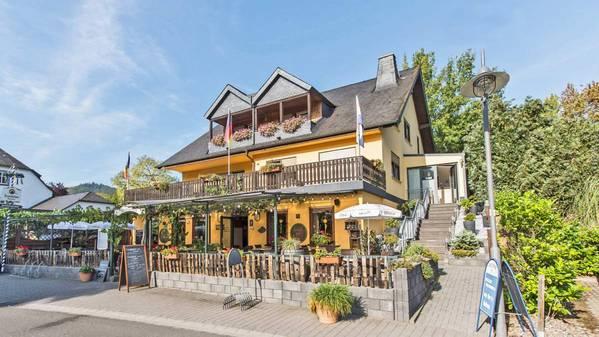Hotel Zur Brücke - pogled od zunaj