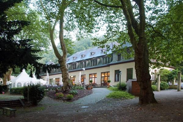 Hotel Haus Hohenstein - pogled od zunaj